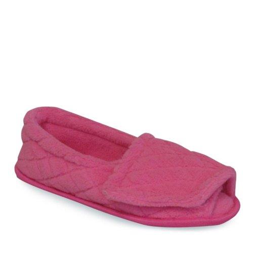 Cheap Muk Luks Women's Micro Chenille Adjustable Slipper (B004WMSB58)