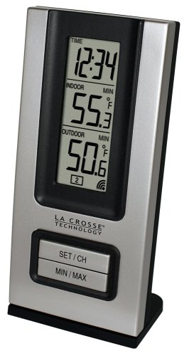 La Crosse Technology WS-9117U-IT-CBP Wireless Temperature Station