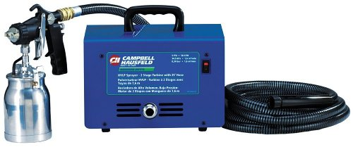 Campbell Hausfeld HV2500 58 CFM Fine Finish HVLP Paint Sprayer