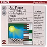 Duo Piano Extravaganza / Martha Argerich & Friends (Coffret 2 CD)par Compositeurs divers