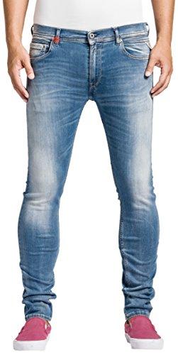 Replay Herren Skinny Jeans Jondrill, Gr. W36/L34 (Herstellergröße: 36), Blau (Blue Denim 10) thumbnail