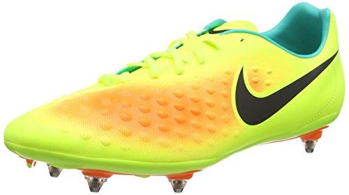 Nike 844412-708, Scarpe da calcio Magista Onda II Uomo, Verde (708 Green), 44 EU
