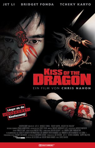 Kiss of the Dragon [VHS]