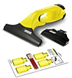 Karcher WV50 Cordless Window Cleaner Set - VALUE PACKAGE