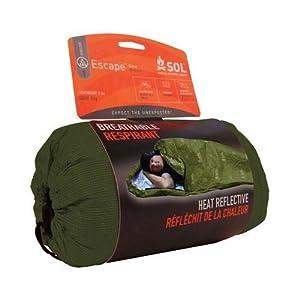 New- SOL Escape Bivvy Tactical Gear Survival Sleeping Bag/shelter- Od Olive Drab