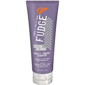 Fudge Clean Blonde Violet Shampoo 300 ml