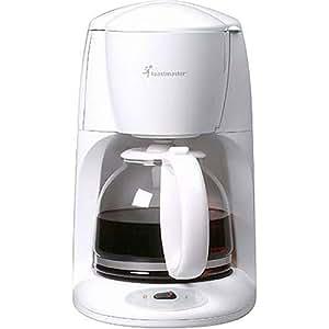Amazon.com: TOASTMASTER TCM12W 12-Cup Digital Coffeemaker: Drip Coffeemakers: Kitchen & Dining