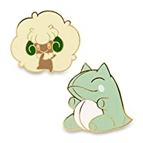 Whimsicott and Substitute Pokémon Pins (2 Pack)