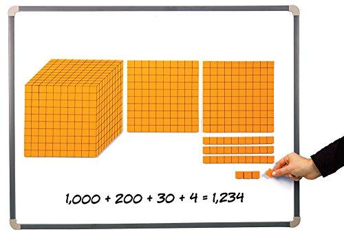 Educational Insights Foam Magnetic Base 10 Set