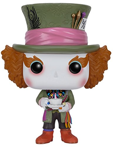 Alice im Wunderland - Figura Mad Hatter de 10 cm (Funko 4246 )