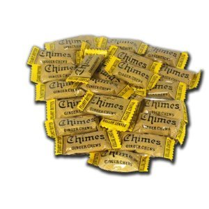 Chimes Peanut Butter Ginger Chews, 1lb Bag