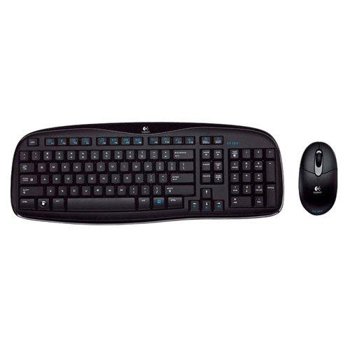 Logitech Wireless Keyboard Setup