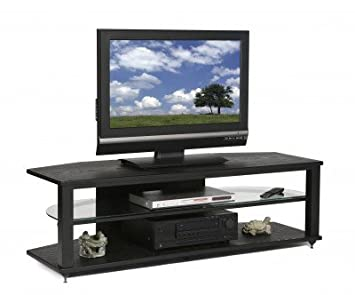 PLATEAU Audio Video Furniture CRX-2V 54inch (B)-B TV Stand