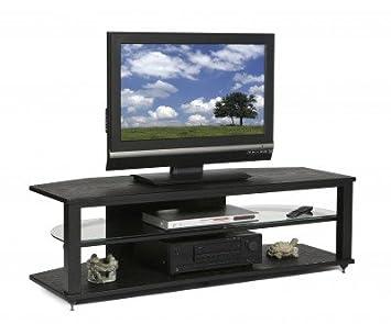 PLATEAU Audio Video Furniture CRX-2V 54inch (B)-B TV Stand