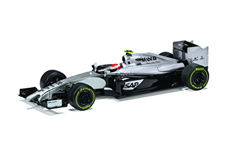 Scalextric McLaren Mercedes MP4-29 2014 Formula One Slot Car (C3665/1:32 Scale)