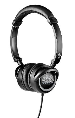 Turtle Beach M3 Mobile Gaming Headset  - Black & Silver (PlayStation Vita/Nintendo 3DS)