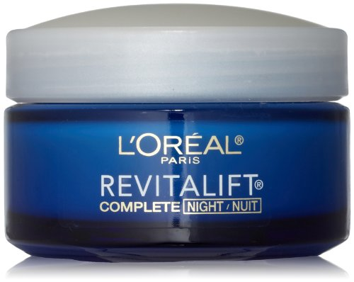 L'Oreal Paris discount duty free L'Oreal Paris Advanced RevitaLift Night Cream, 1.7 Ounce