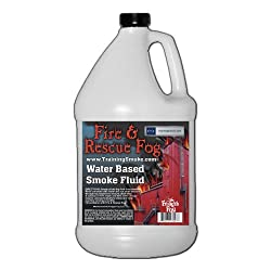 Fire and Rescue Fog Smoke Fluid Juice - Gallon from Froggys Fog