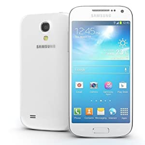 Factory Unlocked SAMSUNG GALAXY S4 MINI GT-i9195 8GB LTE International Version White