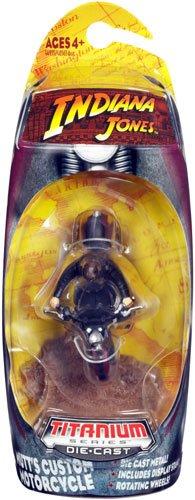 Indiana Jones Titanium Series Mutts Custom Motorcycle