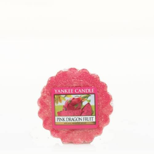 Pink Dragon Fruit Yankee Candle Single Tart
