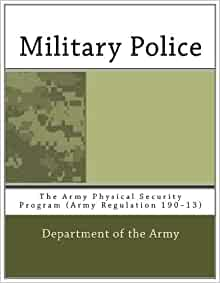 Physical security in the army