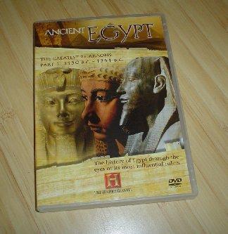 Ancient Egypt: The Greatest Pharoahs Part 1: 3150 B.C - 1351 B.C