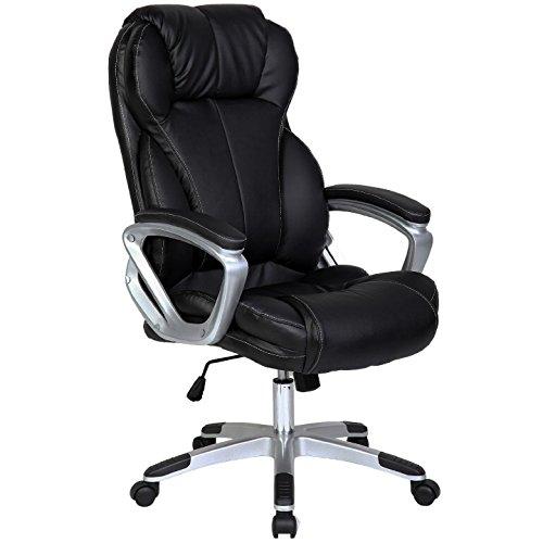 heavy duty office chair 2xhome black deluxe