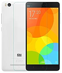Ininsight Solutions .30 MM 2.5D Arc Edge HD Anti-Shatter Tempered Glass Screen Protector Guard for Xiaomi Mi4i