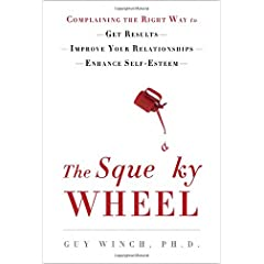 Learn more about the book, The Squeaky Wheel: Complaining the Right Way to Get Results