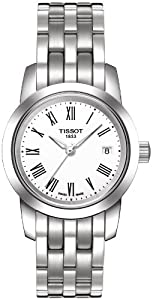 Tissot Women's TIST0332101101300 Dream White Dial Watch