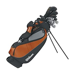 Wilson Prostaff Max 12-Piece Package Set (Mens, Right-Hand) by Wilson
