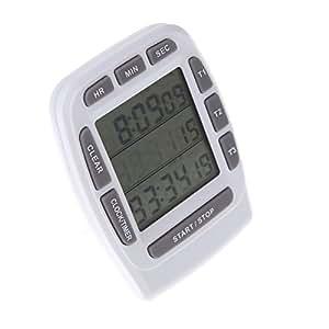 Stopwatch cooking tools cronometro para cozinha: Kitchen & Dining