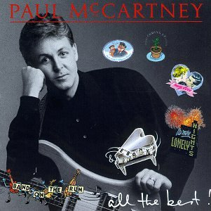 Paul McCartney - All The Best! - Zortam Music