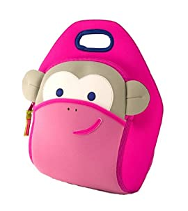 Blushing Monkey - Kids Lunch Bag