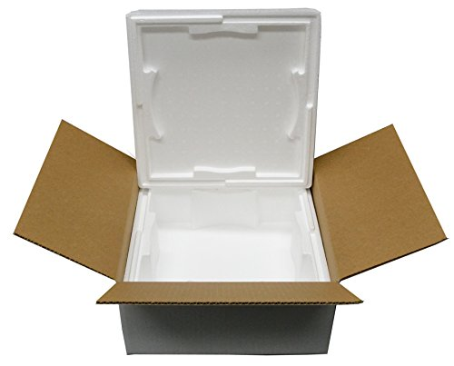 Styrofoam Shipping Boxes For Cakes