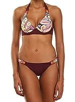 AMATI 21 Bikini 222-35 1Bxm (Vino / Multicolor)