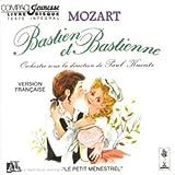 echange, troc wolfgang amadeus mozart, Orchestre de Chambre Paul Kuentz - Bastien & Bastienne