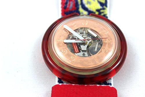 1991 Rare Vintage Swatch Watch Pop Provencal PWK137 1