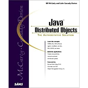 Java Distributed Objects (Professional)