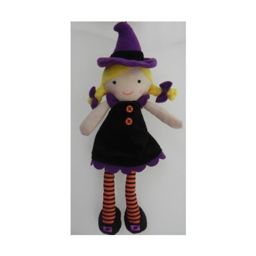 Carter'S Halloween Witch Rag Doll - Light Skin front-12258