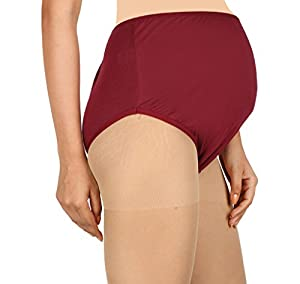 LADY CARE Maternity Hygine Panties ! Comfortable fit throughout Pregnancy ! Expect the change everyday