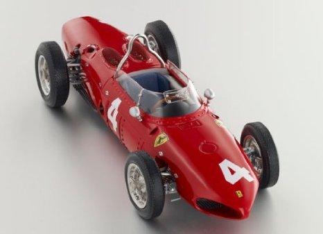 1961 Ferrari (フェラーリ) Dino 156 F1 Sharknose No. 4 ,LE 500 pieces by CMC in 1:12 スケール ミニカー ダイキャスト 車 自動車 ミニチュア 模型 (並行輸入)