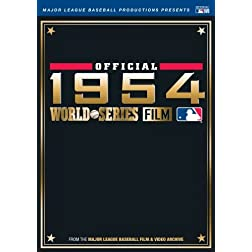 Official 1954 World Series Film