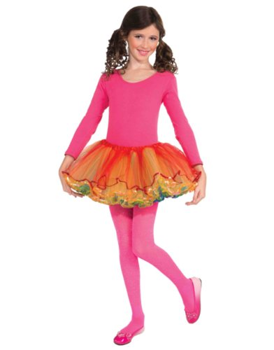 Forum Novelties Rainbow Tutu Costume, Child Size