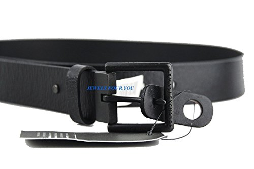 AX-ARMANI-EXCHANGE-BELT-BLACK-100-COW-LEATHER-BRAND-NEW-E6BE723-SIZE-34
