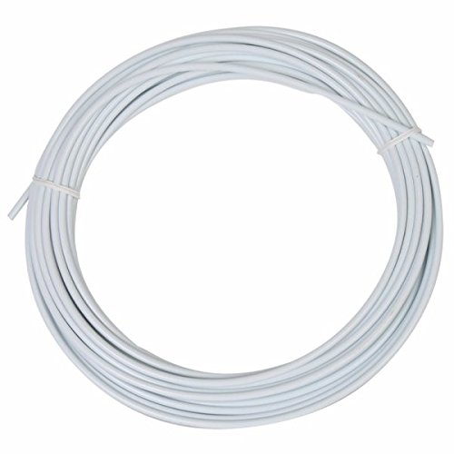 Sunlite Lined Cable Housing, White