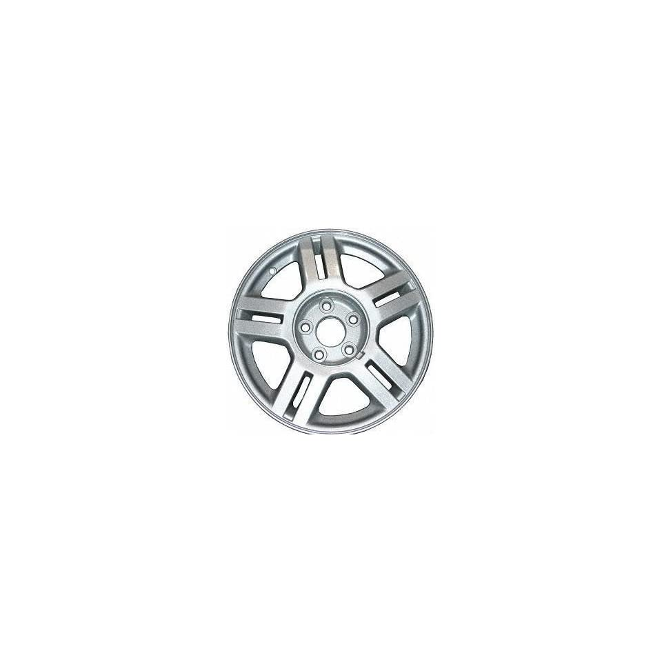 01 03 FORD WINDSTAR ALLOY WHEEL RIM 16 INCH VAN, Diameter 16, Width 6.5 (5 DOUBLE SPOKES), SILVER PAINT, 1 Piece Only, Remanufactured (2001 01 2002 02 2003 03) ALY03425U10
