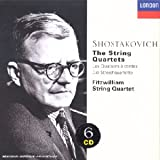 Chostakovitch : les Quatuors  cordespar Dimitri Chostakovitch