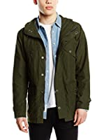 Lee Chaqueta Waxed (Verde)